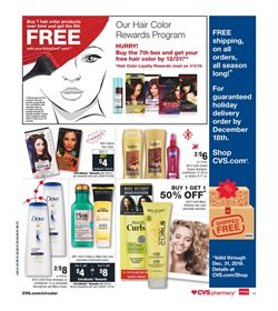 Saw deals in the CVS Pharmacy weekly ad in Chicago Heights IL