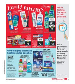 Furniture deals in the CVS Pharmacy weekly ad in Ontario CA