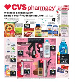 L'oréal deals in the CVS Pharmacy weekly ad in New York