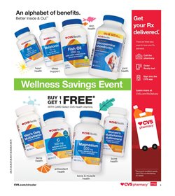 Vegetables deals in the CVS Pharmacy weekly ad in New York