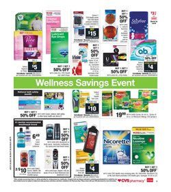 Lawn deals in the CVS Pharmacy weekly ad in New York