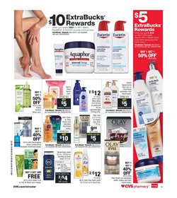 Olay deals in the CVS Pharmacy weekly ad in New York