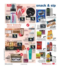 Tropicana deals in the CVS Pharmacy weekly ad in New York