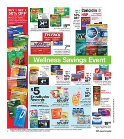 Diapers deals in the CVS Pharmacy weekly ad in Livonia MI
