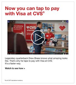 Watch deals in the CVS Health weekly ad in New York