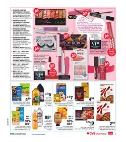 Nails deals in the CVS Health weekly ad in Chicago Heights IL