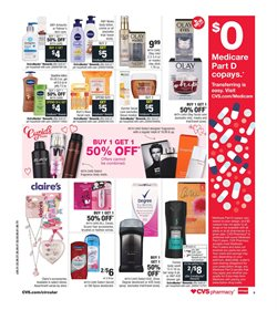 Hydrating lotion deals in the CVS Health weekly ad in New York