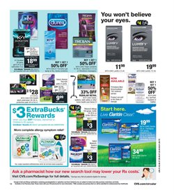 Football deals in the CVS Health weekly ad in Delray Beach FL