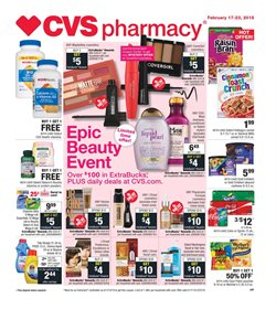 Grocery & Drug deals in the CVS Health weekly ad in Fontana CA