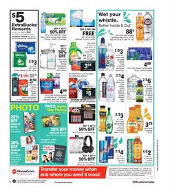 Juice deals in the CVS Health weekly ad in New York