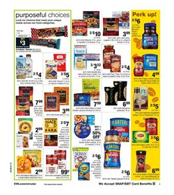 Crackers deals in the CVS Health weekly ad in New York