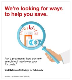 New deals in the CVS Health weekly ad in Lafayette LA
