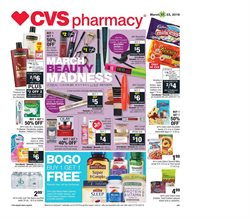 Gel deals in the CVS Health weekly ad in New York