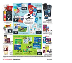 Lingerie deals in the CVS Health weekly ad in New York