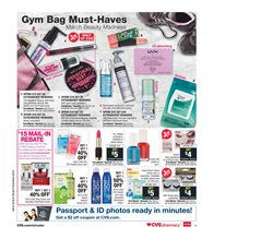 Nails deals in the CVS Health weekly ad in Whittier CA