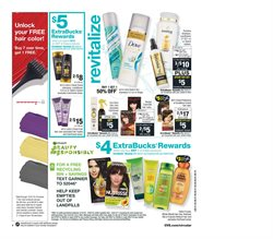 Sales deals in the CVS Health weekly ad in New York
