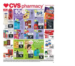 Grocery & Drug deals in the CVS Health weekly ad in Sugar Land TX