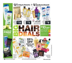 Shampoo deals in the CVS Health weekly ad in Kansas City MO