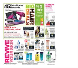 Soap deals in the CVS Health weekly ad in New York