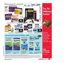 Iron Man deals in the CVS Health weekly ad in Fullerton CA