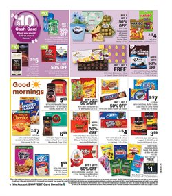 Desserts deals in the CVS Health weekly ad in New York
