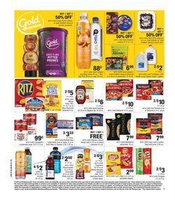 Popcorn deals in the CVS Health weekly ad in New York