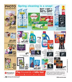 Bakery deals in the CVS Health weekly ad in New York
