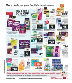 T-shirt deals in the CVS Health weekly ad in Sugar Land TX