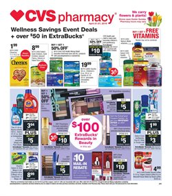CVS Health deals in the Fresno CA weekly ad