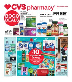 CVS Health deals in the Evansville IN weekly ad