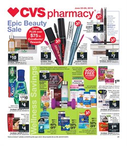 Grocery & Drug deals in the CVS Health weekly ad in San Francisco CA