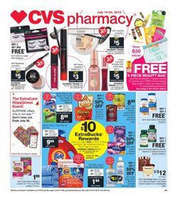 CVS Health deals in the San Diego CA weekly ad