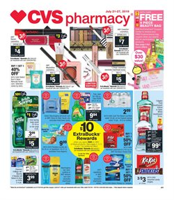 CVS Health deals in the Metairie LA weekly ad