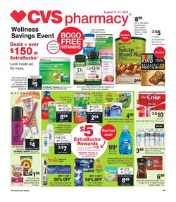 CVS Health deals in the Jacksonville FL weekly ad