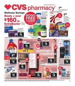 CVS Health deals in the Miami FL weekly ad