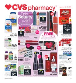 CVS Health deals in the Astoria NY weekly ad