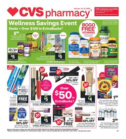 Grocery & Drug deals in the CVS Health weekly ad in Gary IN
