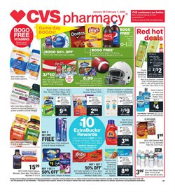 CVS Health deals in the Owensboro KY weekly ad