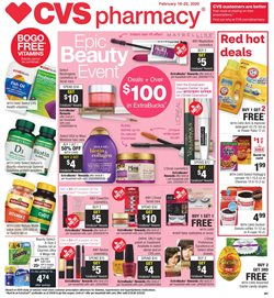 CVS Health catalogue ( 3 days left )