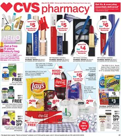 Grocery & Drug offers in the CVS Health catalogue in New Orleans LA ( 3 days left )