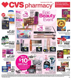 CVS Health catalogue ( Expires tomorrow )