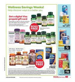 Iron deals in CVS Health