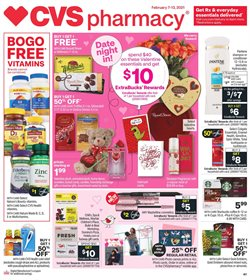 CVS Health catalogue ( Expired )