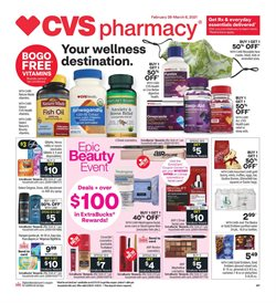 Water deals in CVS Health