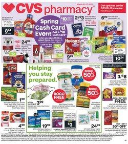 CVS Health catalogue in New York ( Expired )