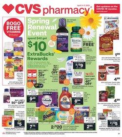 CVS Health catalogue ( 2 days left )