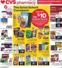 Grocery & Drug deals in the CVS Health catalog ( 2 days left)