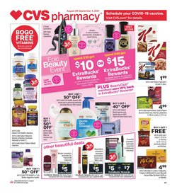 Grocery & Drug deals in the CVS Health catalog ( 3 days left)