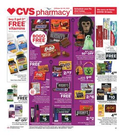 Grocery & Drug deals in the CVS Health catalog ( Published today)
