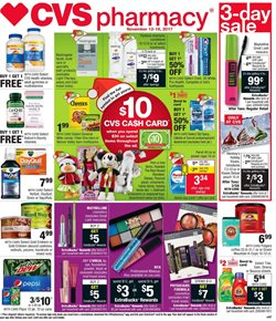 CVS Pharmacy deals in the San Jose CA weekly ad